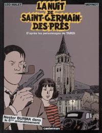 Nestor Burma. Volume 5, La nuit de Saint-Germain-des-Prés