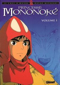 Princesse Mononoké. Volume 1