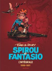 Spirou et Fantasio : l'intégrale. Volume 15, 1988-1991