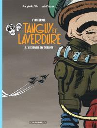 Tanguy et Laverdure : l'intégrale. Volume 2, L'escadrille des cigognes