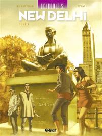 Uchronie(s), New Delhi. Volume 3