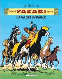 Yakari. Volume 1, L'ami des chevaux
