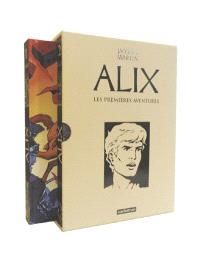 Alix : les premières aventures