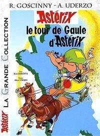 Astérix, Le tour de Gaule d'Astérix