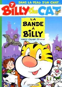 Billy the cat. Volume 7, La bande à Billy