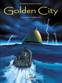 Golden city : L'intégrale. Volume tomes 7 à 9