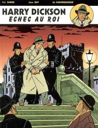 Harry Dickson : d'après Jean Ray. Volume 2-7, De la conspiration fantastique