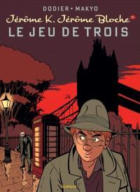 Jérôme K. Jérôme Bloche. Volume 5, Le jeu de trois