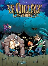 Le collège invisible. Volume 8, Lostum