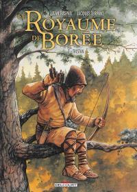 Le royaume de Borée : la saga des Pikkendorff. Volume 3, Tristan
