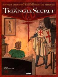 Le triangle secret. Volume 3, De cendre et d'or