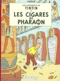 Les aventures de Tintin, Les cigares du pharaon