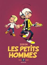 Les petits hommes : l'intégrale. Volume 7, 1986-1989
