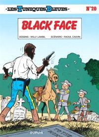 Les Tuniques bleues. Volume 20, Black Face