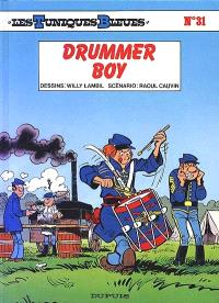 Les Tuniques bleues. Volume 31, Drummer boy