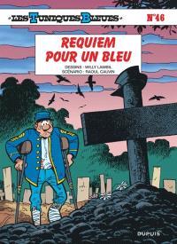 Les Tuniques bleues. Volume 46, Requiem pour un bleu