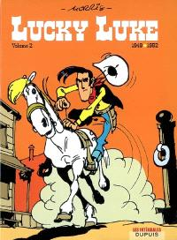 Lucky Luke. Volume 2, 1949-1952