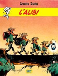 Lucky Luke. Volume 29, L'alibi