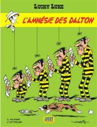 Lucky Luke. Volume 64, L'amnésie des Dalton