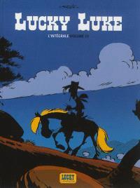 Lucky Luke : l'intégrale. Volume 23