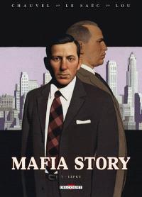 Mafia story. Volume 5, Lepke