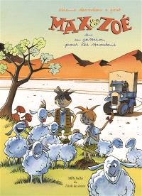 Max & Zoé, Max & Zoé dans un camion pour les moutons