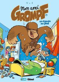 Mon ami Grompf. Volume 4, Un copain au poil