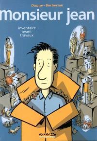 Monsieur Jean. Volume 6, Inventaire avant travaux