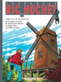Ric Hochet : intégrale. Volume 12