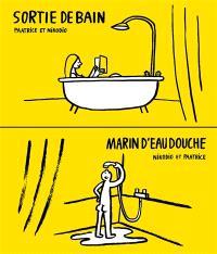Sortie de bain; Marin d'eau douche
