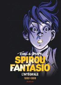 Spirou et Fantasio : l'intégrale. Volume 16, 1992-1999