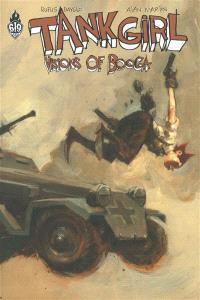 Tank girl, Visions of Booga
