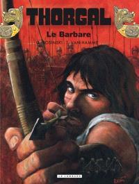 Thorgal. Volume 27, Le barbare
