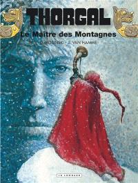 Thorgal. Volume 15, Le maître des montagnes