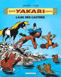 Yakari. Volume 2, L'ami des castors