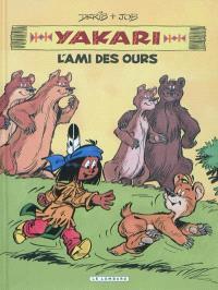 Yakari. Volume 3, L'ami des ours