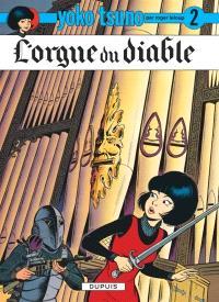 Yoko Tsuno. Volume 2, L'orgue du diable