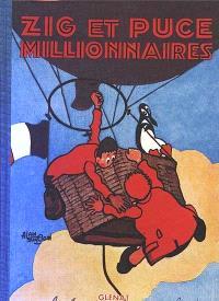 Zig et Puce. Volume 2, Zig et Puce millionnaires