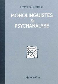 Monolinguistes & psychanalyse