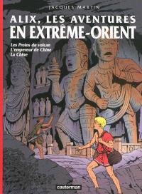 Alix, les aventures en Extrême-Orient