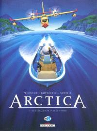 Arctica. Volume 3, Le passager de la préhistoire