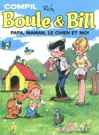 Boule et Bill : compil, Papa, maman, le chien et moi
