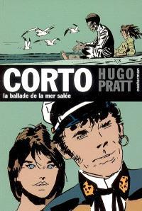 Corto. Volume 2, La ballade de la mer salée