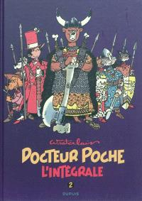 Docteur Poche : l'intégrale. Volume 2