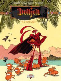 Donjon Crépuscule. Volume 104, Le dojo du lagon