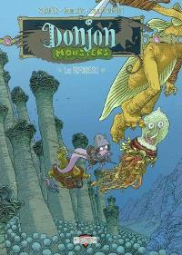 Donjon monsters. Volume 9, Les profondeurs : Donjon niveau 75