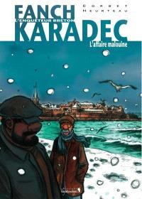 Fanch Karadec : l'enquêteur breton. Volume 2, L'affaire malouine
