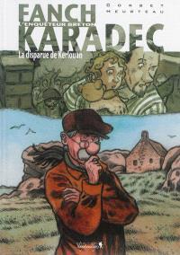 Fanch Karadec : l'enquêteur breton. Volume 3, La disparue de Kerlouan