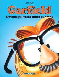 Garfield. Volume 42, Devine qui vient dîner ce soir ?
