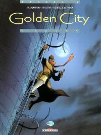 Golden city. Volume 4, Goldy